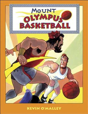 Mount Olympus Basketball Cover