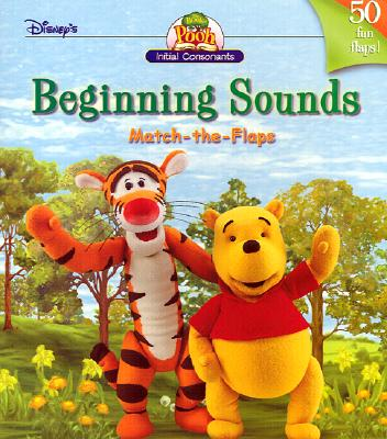Book of Pooh: Beginning Sounds: Match the Flaps Cover Image