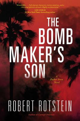 The Bomb Maker's Son Cover