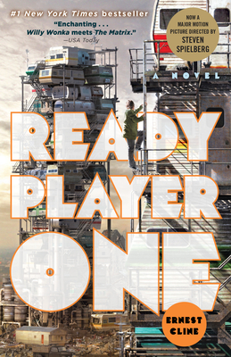 Ready Player One: A Novel Cover Image