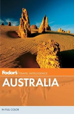 Fodor's Australia Cover