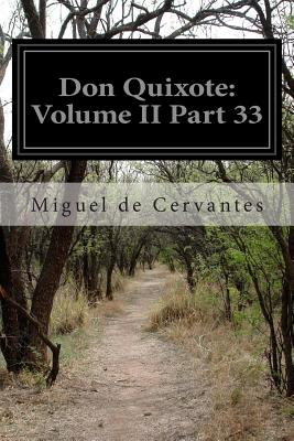 Don Quixote: Volume II Part 33 Cover Image