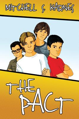 Cover for The Pact