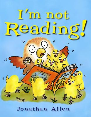 I'm Not Reading! Cover