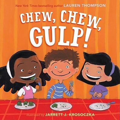 Chew, Chew, Gulp! Cover