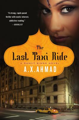The Last Taxi Ride: A Ranjit Singh Novel Cover Image