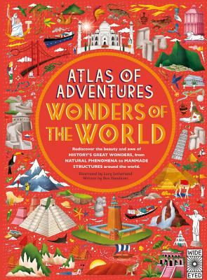 Atlas of Adventures: Wonders of the World by Lucy Letherland