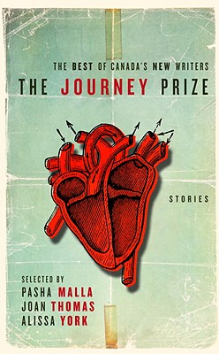 The Journey Prize Stories 22 Cover
