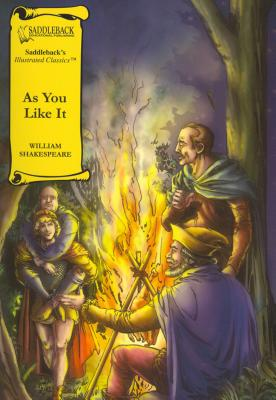 As You Like It [With Book] Cover Image