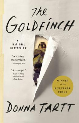 The Goldfinch: A Novel (Pulitzer Prize for Fiction) (Paperback) cover image