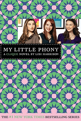 My Little Phony Cover