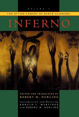 The Divine Comedy of Dante Alighieri: Volume 1: Inferno Cover Image