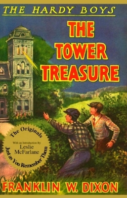 Tower Treasure #1 Cover Image