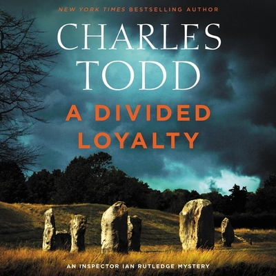 A Divided Loyalty Lib/E Cover Image