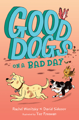 Good Dogs on a Bad Day Cover Image