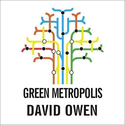 Cover for Green Metropolis