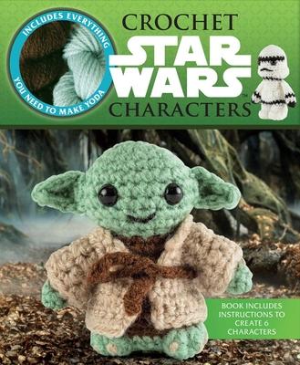 Crochet Star Wars Characters (Crochet Kits) Cover Image