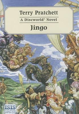 Jingo (Discworld Novels (Audio)) Cover Image