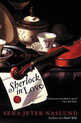 Sherlock in Love Cover Image