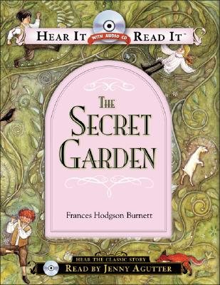 The Secret Garden [With CD] (Hear It Read It) Cover Image