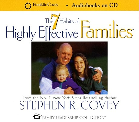 7 Habits of Highly Effective Families Cover Image