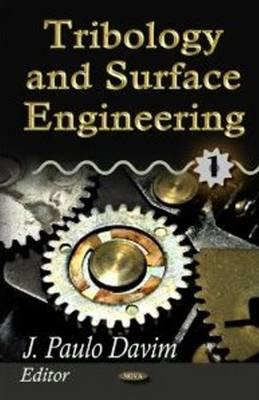 Tribology & Surface Engineeringv. 1 Cover Image