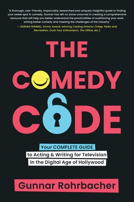 The Comedy Code Cover Image