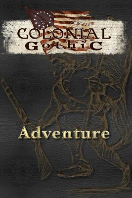 Colonial Gothic: Adventure Cover Image