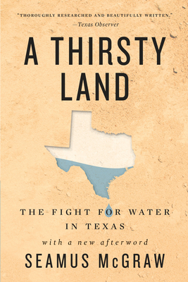 A Thirsty Land: The Fight for Water in Texas Cover Image