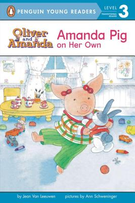 Amanda Pig on Her Own (Oliver and Amanda) Cover Image