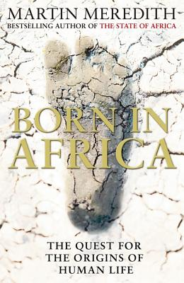 Born in Africa Cover