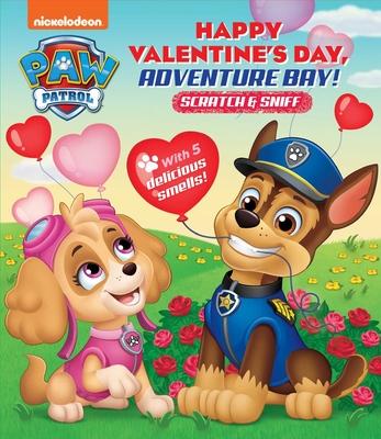 Nickelodeon PAW Patrol: Happy Valentine's Day, Adventure Bay! Cover Image