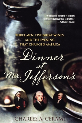 Dinner at Mr. Jefferson's Cover