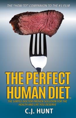 The Perfect Human Diet Cover