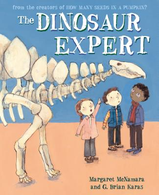 The Dinosaur Expert (Mr. Tiffin's Classroom Series) Cover Image