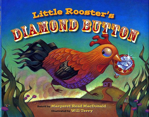 Little Rooster's Diamond Button Cover