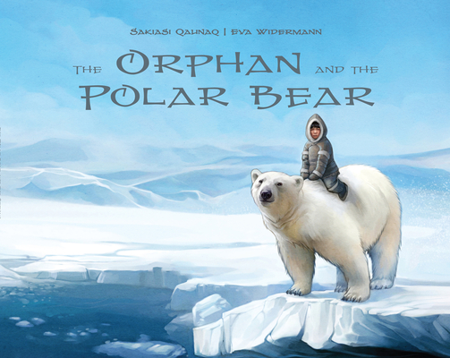 The Orphan and the Polar Bear Cover