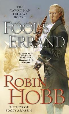 Fool's Errand: The Tawny Man Trilogy Book 1 Cover Image