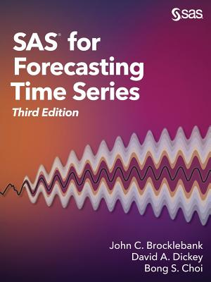 SAS for Forecasting Time Series, Third Edition Cover Image
