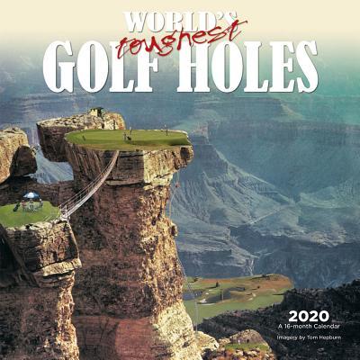 World's Toughest Golf Holes 2020 Square Wyman Cover Image