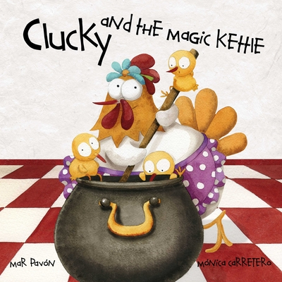 Clucky and the Magic Kettle Cover