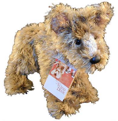 Because of Winn-Dixie Plush Dog Cover