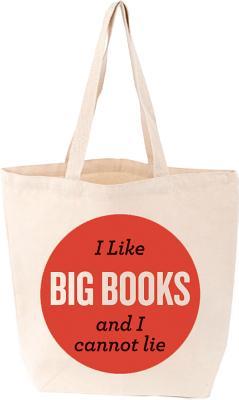 I Like Big Books Tote (Lovelit) Cover Image