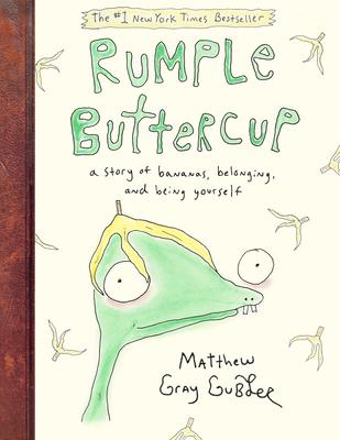 Rumple Buttercup book cover