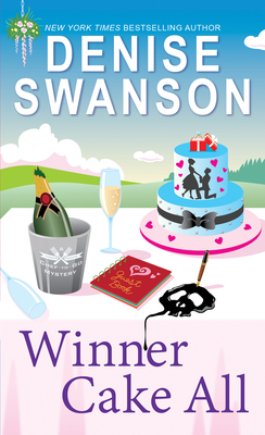 Winner Cake All (Chef-To-Go Mysteries #3) Cover Image