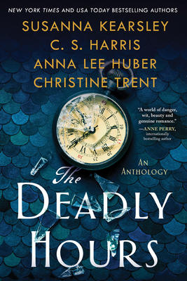The Deadly Hours Cover Image