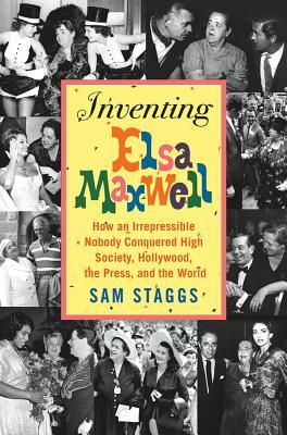 Inventing Elsa Maxwell Cover