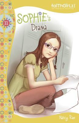Sophie's Drama (Faithgirlz!: Sophie #11) Cover Image