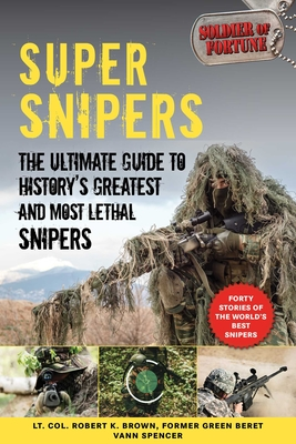 Cover for Super Snipers
