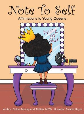 Note to Self: Affirmations to Young Queens Cover Image